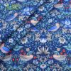 Chainho,6pcs/Lot,MidnightBlue,Print Twill Cotton Fabric,Patchwork Cloth,DIY Sewing&Quilting Fat Quarters Material For Baby&Child