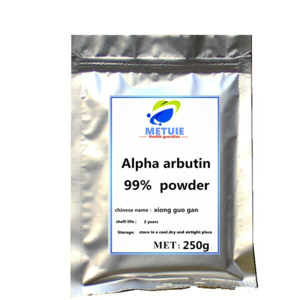 2020 Hot sale Alpha arbutin powder for skin whitening 1pc festival top supplement face body glitter Anti-aging free shipping.