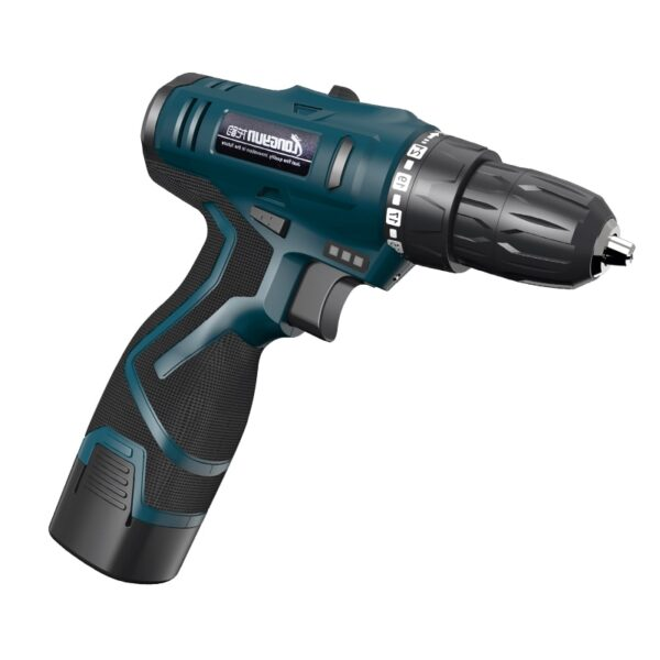 longyun 16.8V lithium-ion Battery Cordless screwdriver Electric drill hole electrical Screwdriver hand driver Wrench power tools