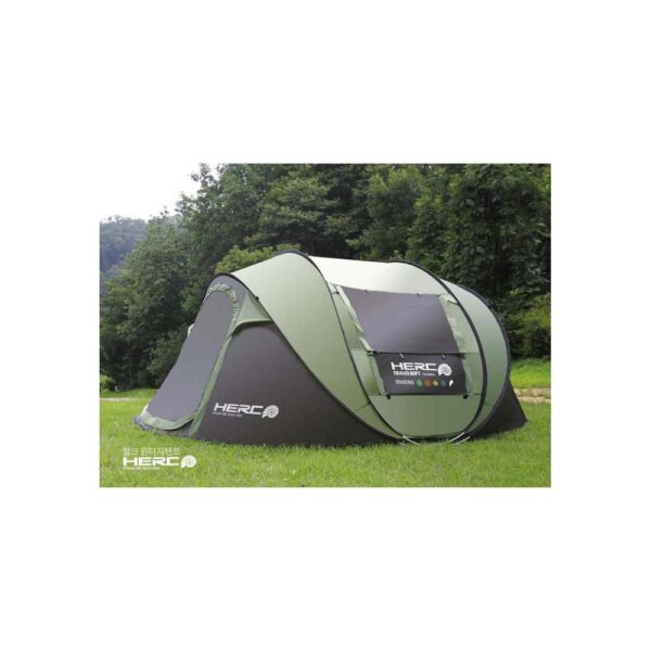 2020 New Super Automatic 4-5 Person Pop Up Tent Ultralarge Beach Tent Barraca Large Gazebo Sun Shelter Tente Camping