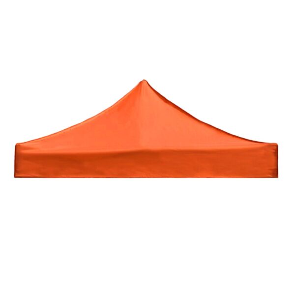 Square Replacement Canopy Gazebo Top Sun Shelter Shade for Summer - Waterproof & UV Protection - Choose Colors