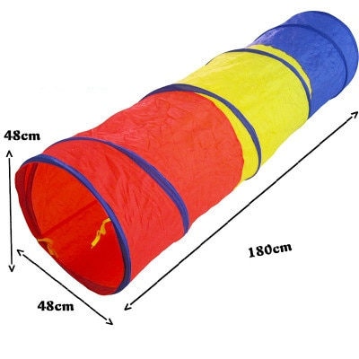 Hot Selling Kids Toys Crawling Tunnel Children Outdoor Indoor Toy Tube Baby Play Crawling Games Boys Girls Best Birthday Gift