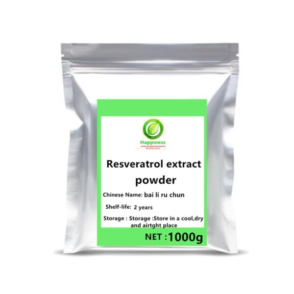 2020 Hot sale Resveratrol powder 1pc festival top supplement sequins for face body Skin whitening care trans nmn free shipping.