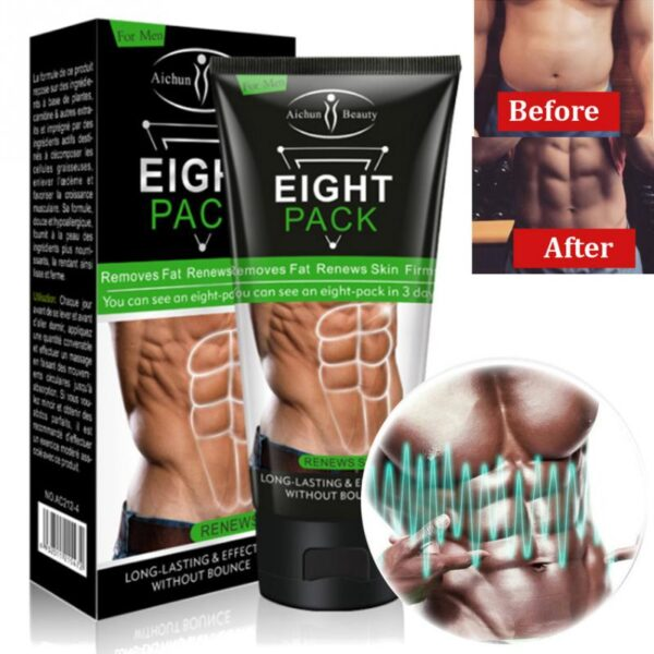 Slimming Cream For Men Body Anti-Cellulite Weight Loss Cream Fat Burning Belly Muscle Tighten Muscles Slimming Supplement Cream